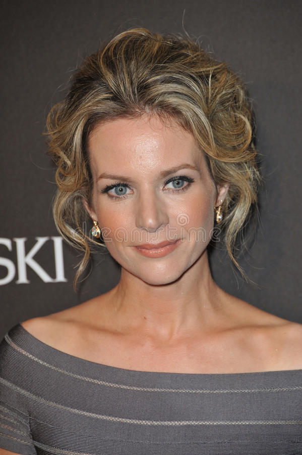 Download Jessalyn Gilsig editorial stock photo. Image of star - 26491543