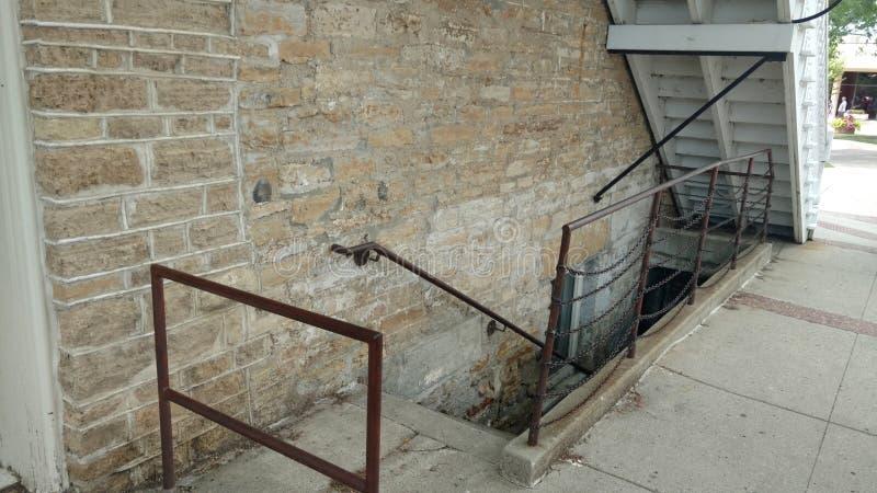 Jesse James museum stock image