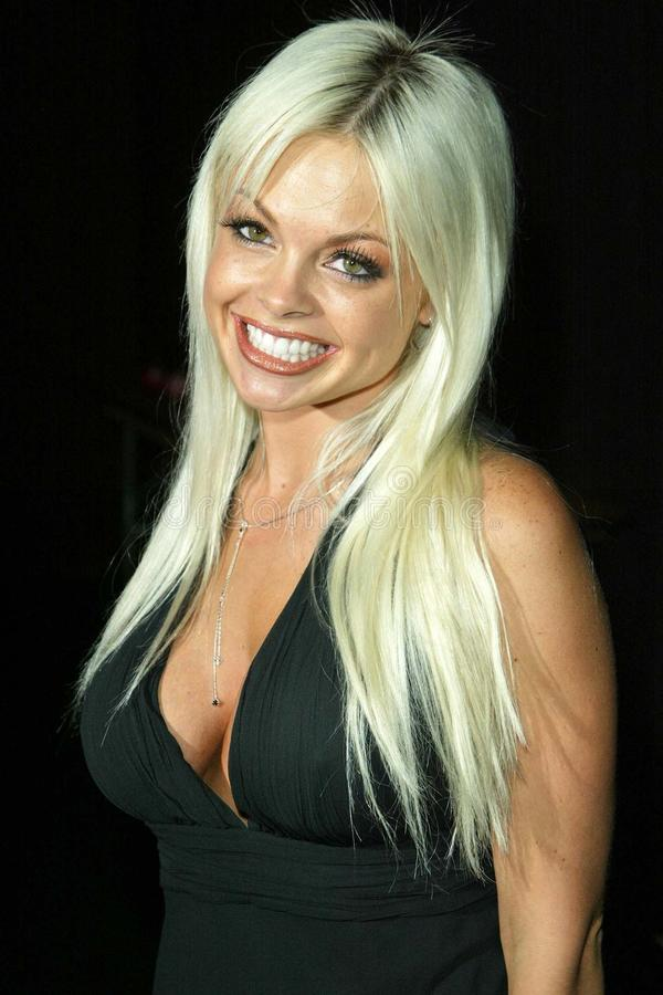 Jesse Jane obraz stock