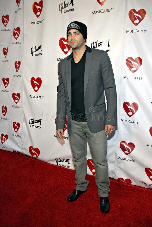Download Jesse Metcalfe On The Red Carpet. Editorial Stock Photo - Image: 15402178