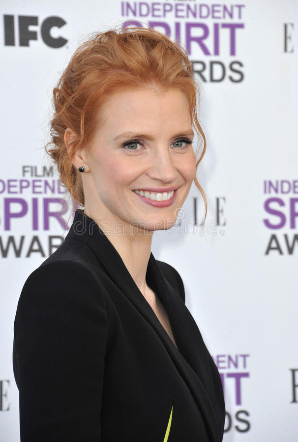 Download Jessica Chastain editorial stock photo. Image of 2012 - 23736003