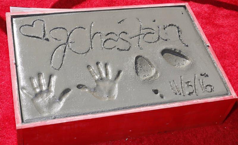Jessica Chastain photos stock