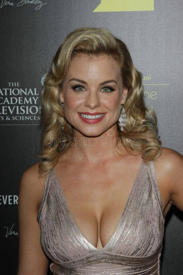 Download Jessica Collins At The 39th Annual Daytime Emmy Awards, Beverly Hilton, Beverly Hills, CA 06-23-12 Editorial Stock Image - Image of beverly, hilton: 25585309