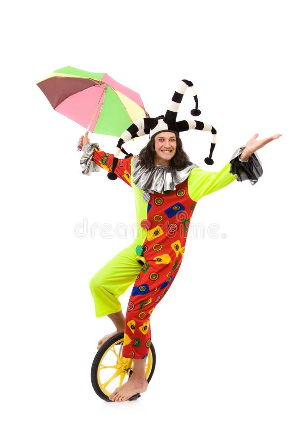 Download Jester joker stock photo. Image of laughing, mask, harlequin - 4027500