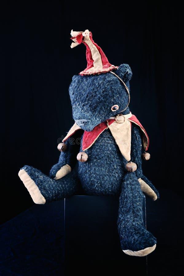 Jester Teddy stockfotografie