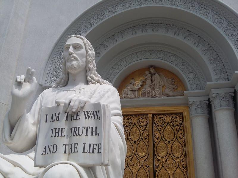 Jesu Magister zdjęcia royalty free