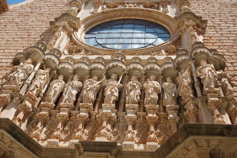 Jesucristo y los 12 apóstoles. foto de archivo libre de regalías