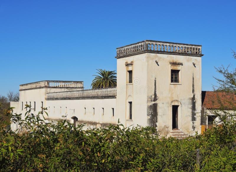 Jesuit Estancia Caroya, Argentina royaltyfria foton