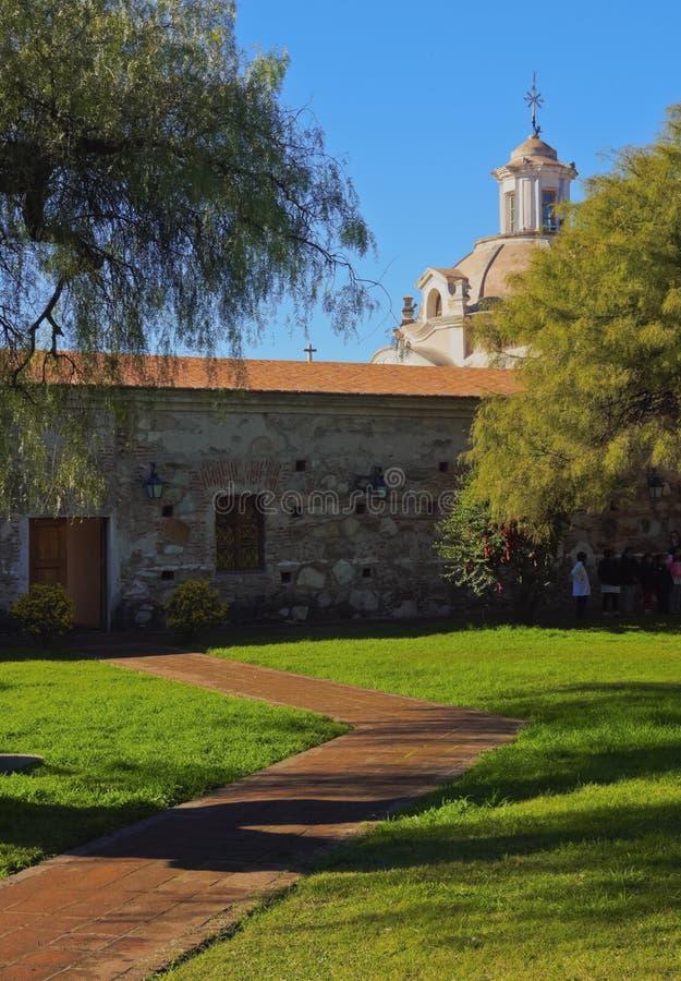 Jesuit Estancia i Alta Gracia, Argentina fotografering för bildbyråer
