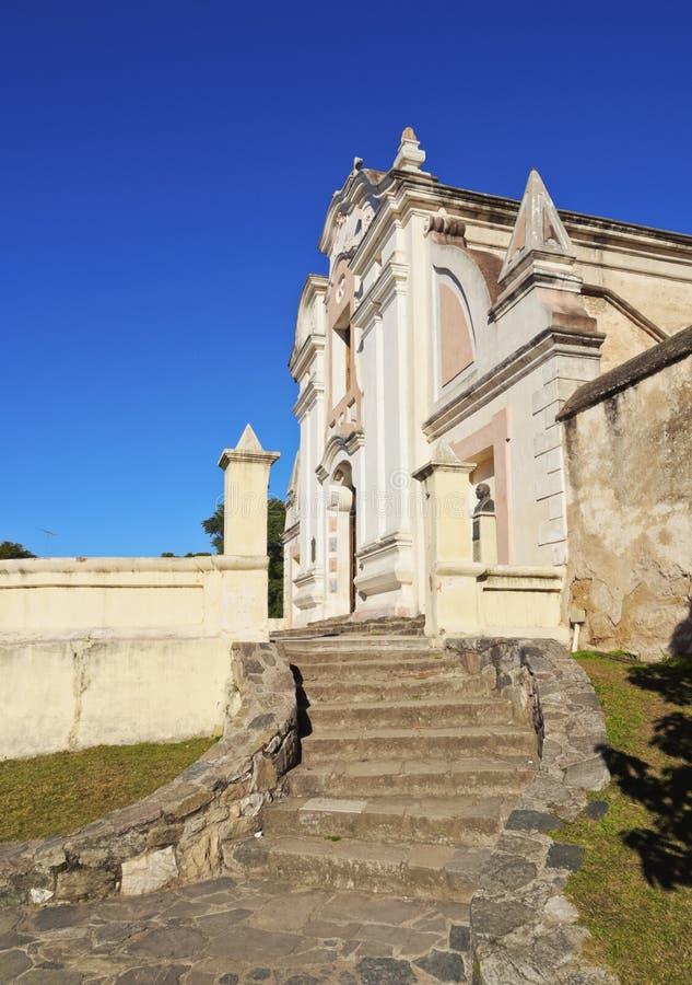 Jesuita Estancia en Alta Gracia, la Argentina foto de archivo libre de regalías
