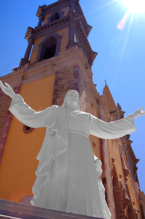 jesus Мексика стоковые изображения rf