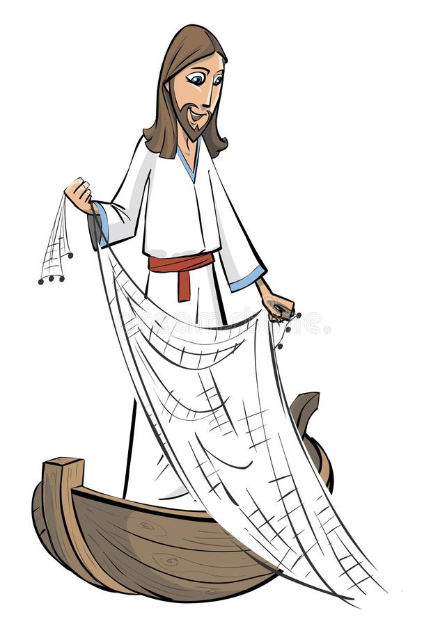 Download Jesus stock vector. Illustration of spiritual, religion - 12985221