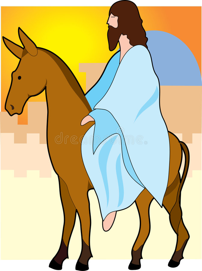 Download Jesus stock vector. Image of beast, holy, robes, christianity - 2683455