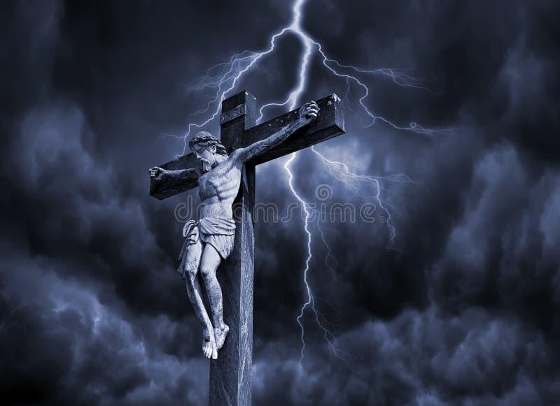 jesus стоковая фотография rf