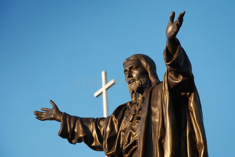 Jesus lizenzfreies stockfoto