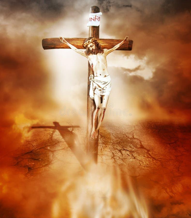 Jesus fotografie stock libere da diritti