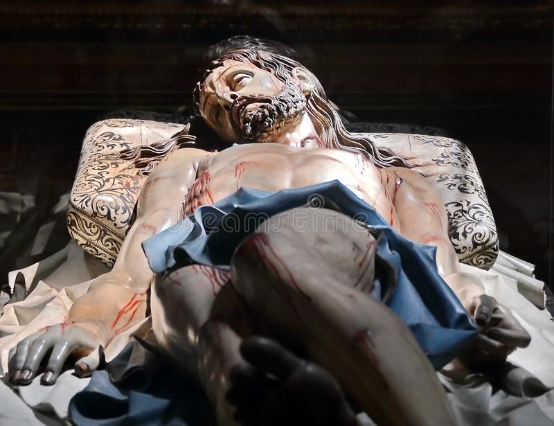 Jesus Christ royalty-vrije stock foto's
