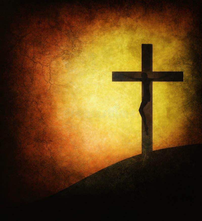 Download Jesus Christ stock illustration. Image of learning, grunge - 13037235