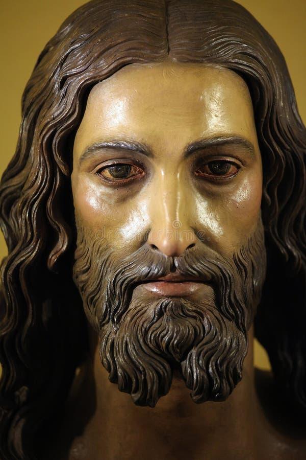 Jesus Christ arkivfoton