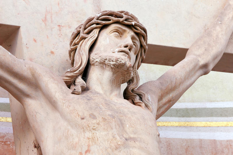 Jesus Christ stock afbeelding