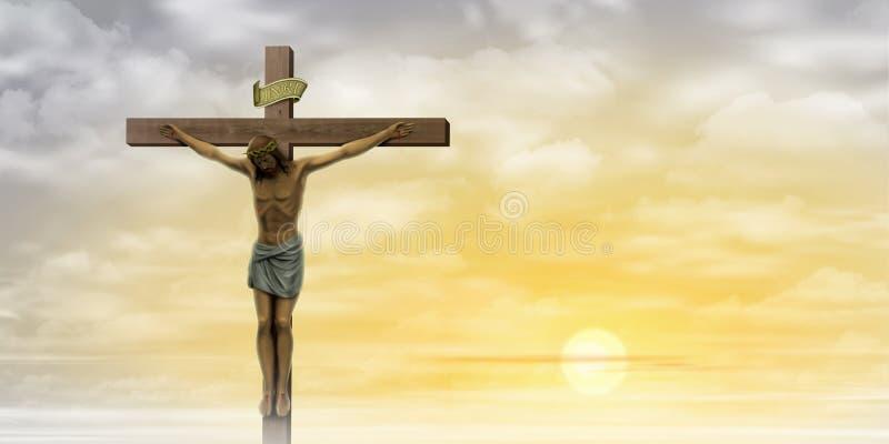 Jesus Christ illustration libre de droits