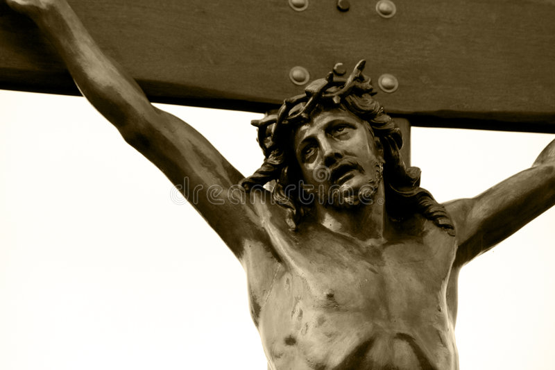 Jesus Christ Royalty Free Stock Photography