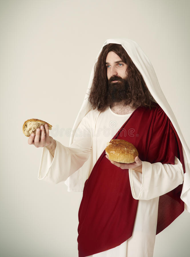 Jesus Christ lizenzfreies stockbild
