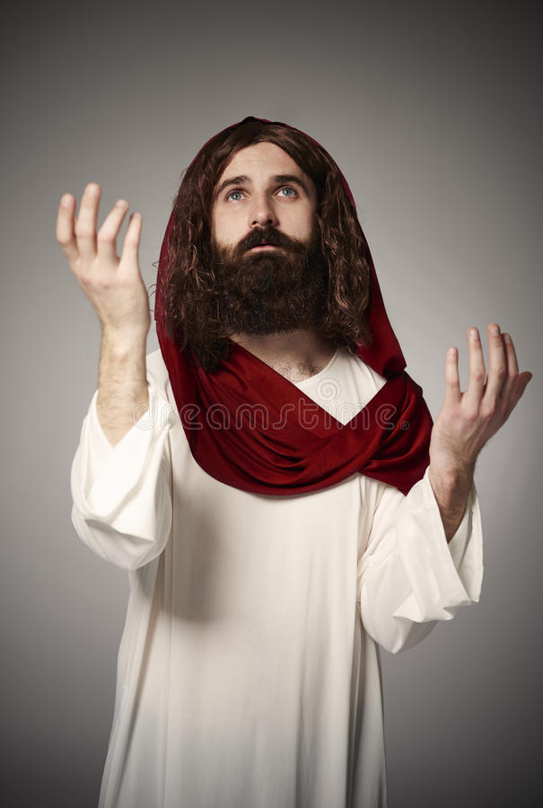 Jesus Christ image stock