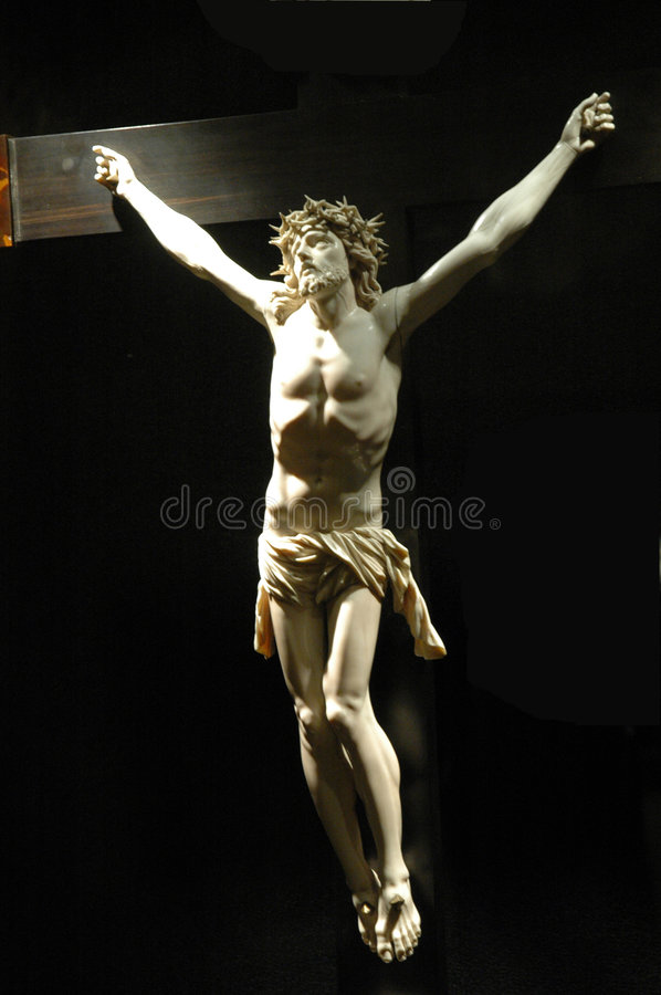 Free Jesus Christ On A Cross Stock Photography - 441032