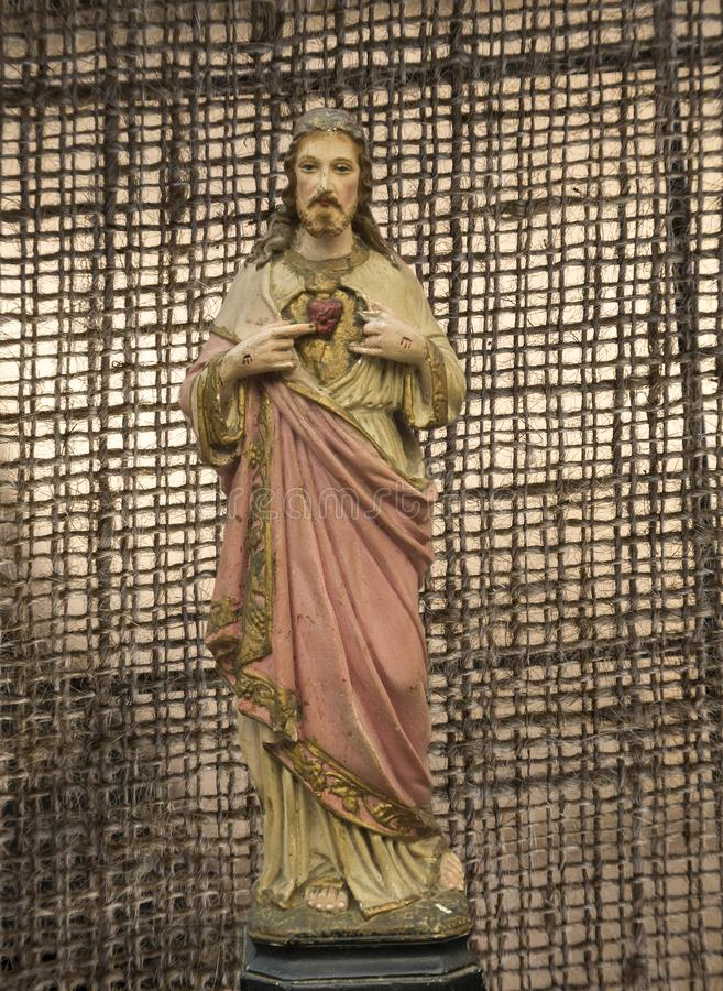 Jesus Christ-Retter von Christen vektor abbildung