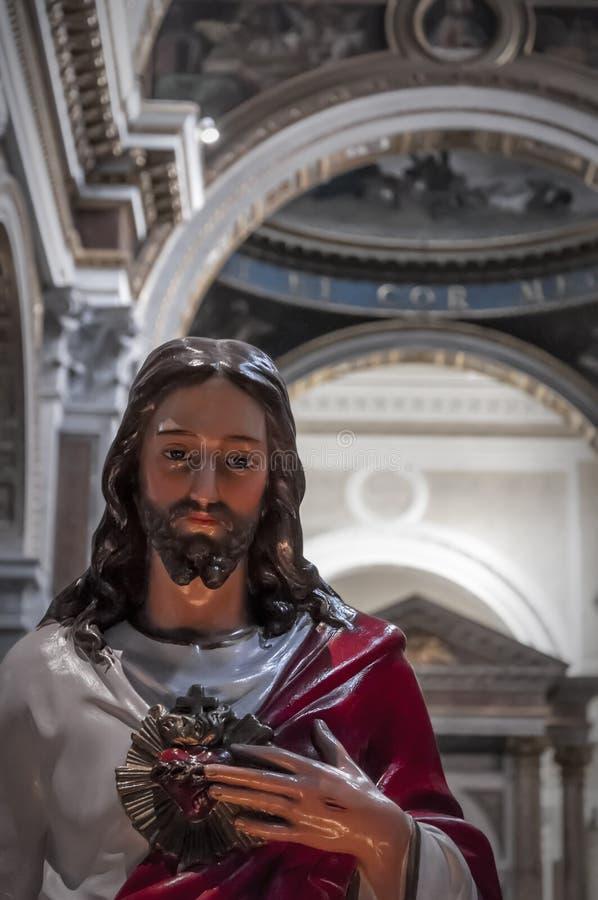 Jesus Christ-Statue lizenzfreie stockfotografie