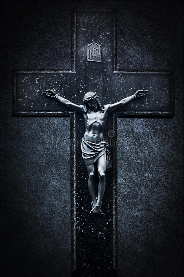 Jesus Christus stock abbildung