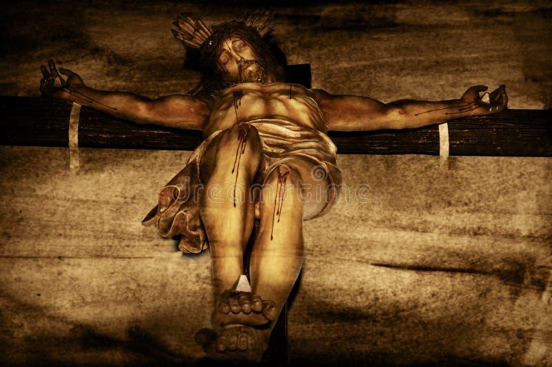 Download Jesus-Christus stock afbeelding. Afbeelding bestaande uit crucified - 29503935