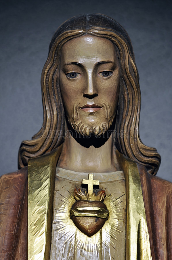 Jesus Christus stockbild
