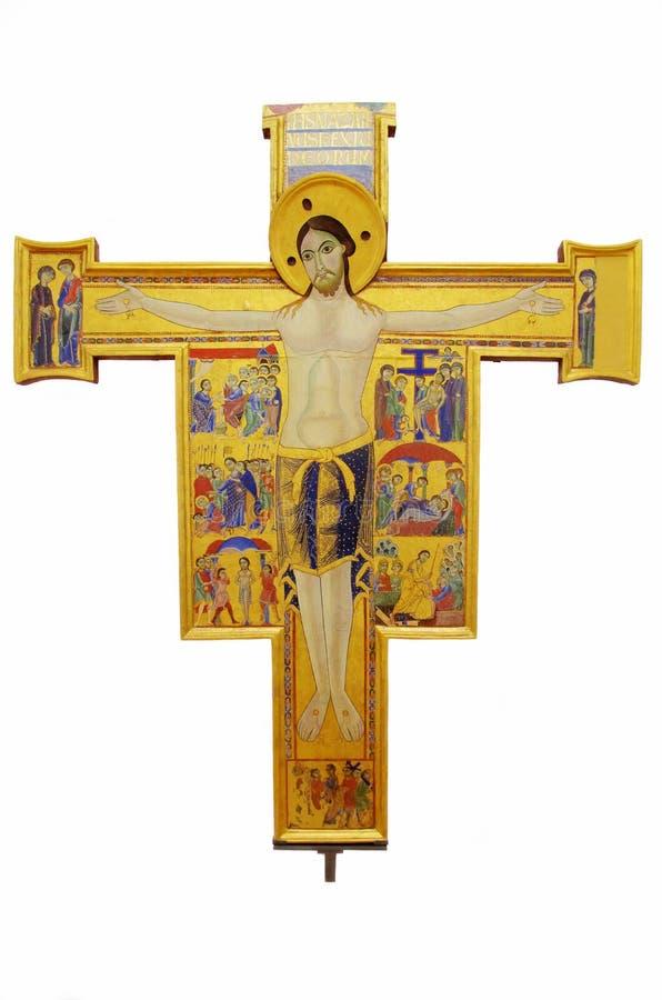 Jesus Christus-Ikone lizenzfreie stockfotografie