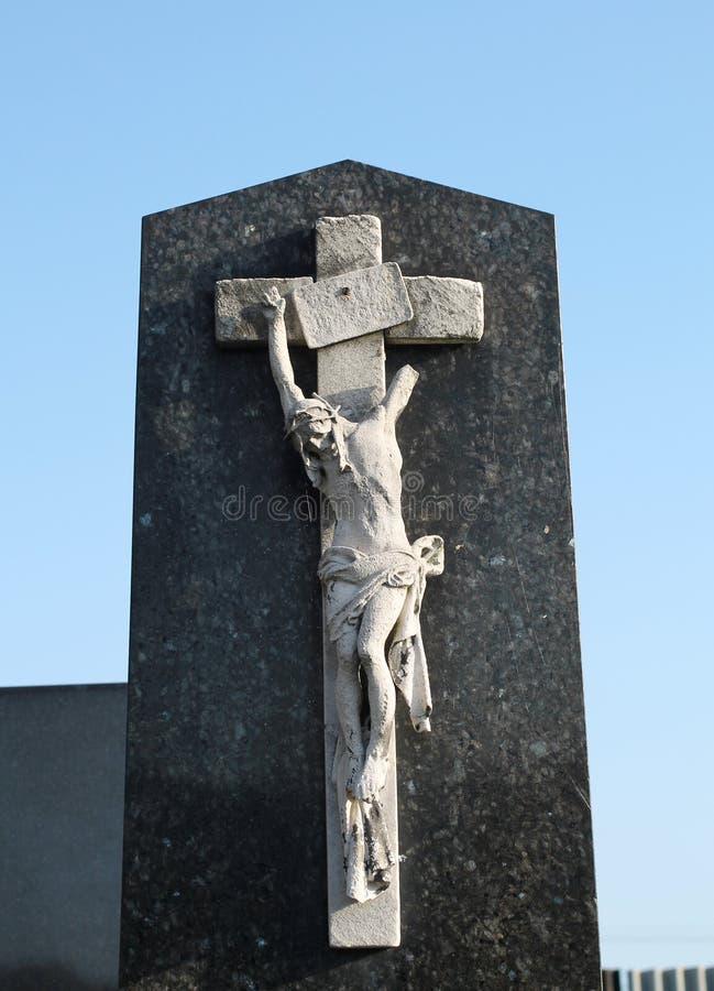 Jesus com uma mão imagens de stock royalty free