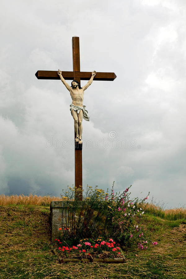 Jesus Cristo Fotografia de Stock