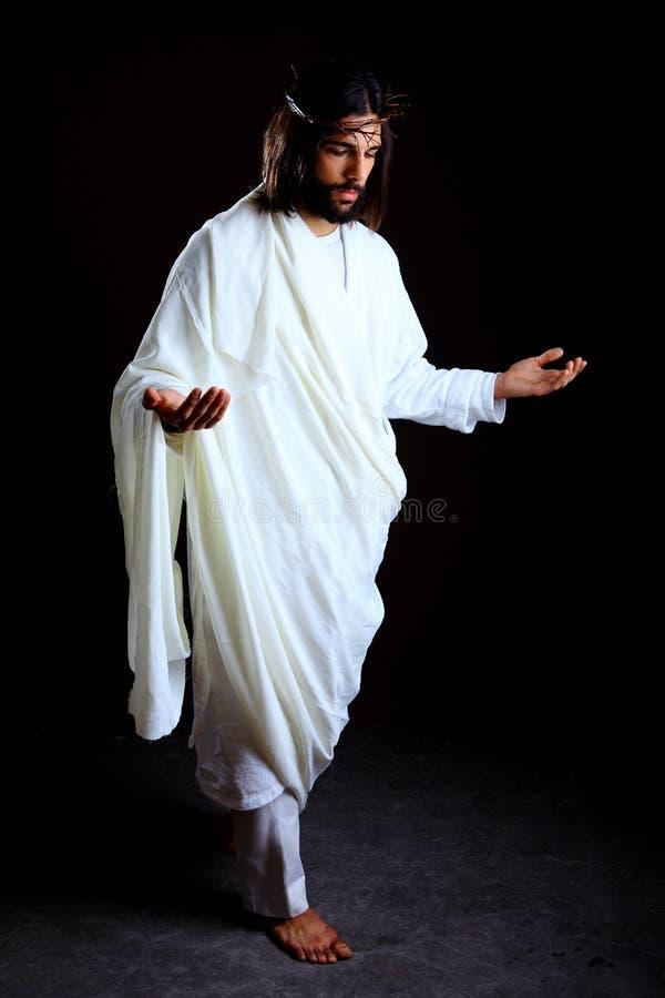 Jesus Cristo de Nazareth foto de stock