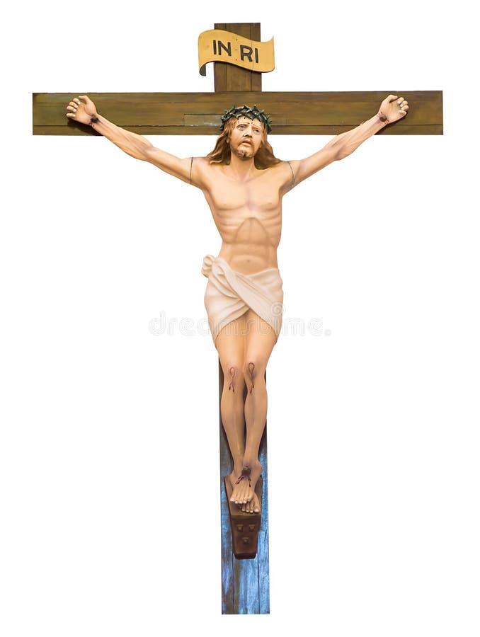 Jesus Cristo Na Cruz Foto De Stock Imagem 40635547