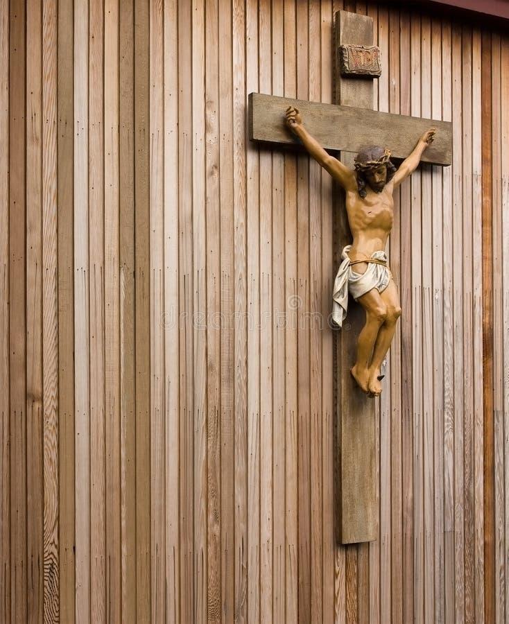 Jesus on Cross royalty free stock image