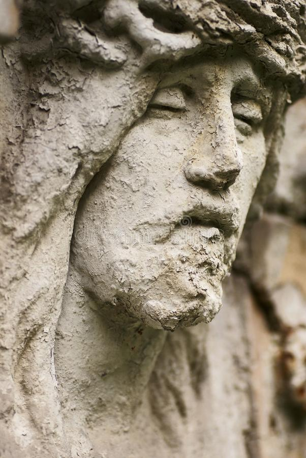 Download Jesus Face Statue Stock Photography - Image: 32527902