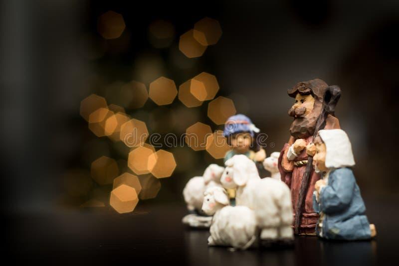 Jesus het licht royalty-vrije stock afbeelding