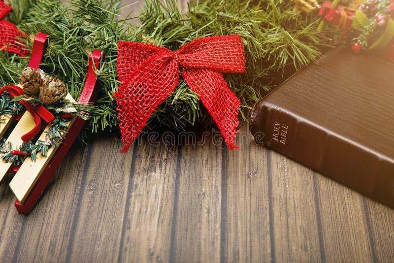 Jesus ist der Grund während der Jahreszeit lizenzfreies stockfoto