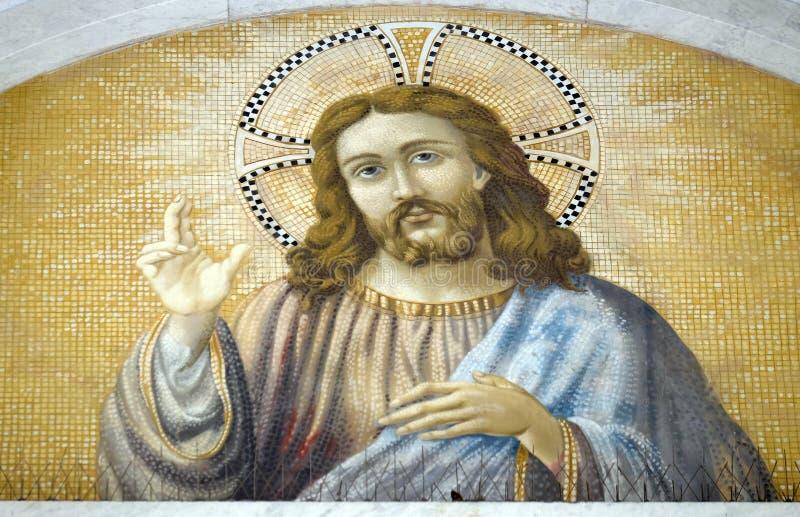 Jesus Kristus fotografering för bildbyråer