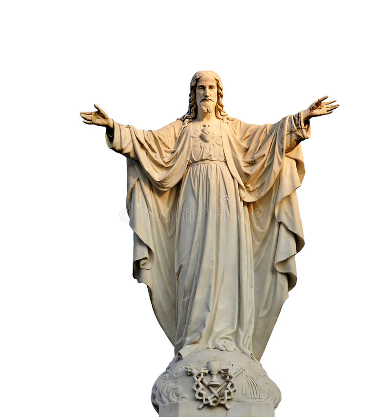 Jesus, The messiah royalty free stock images