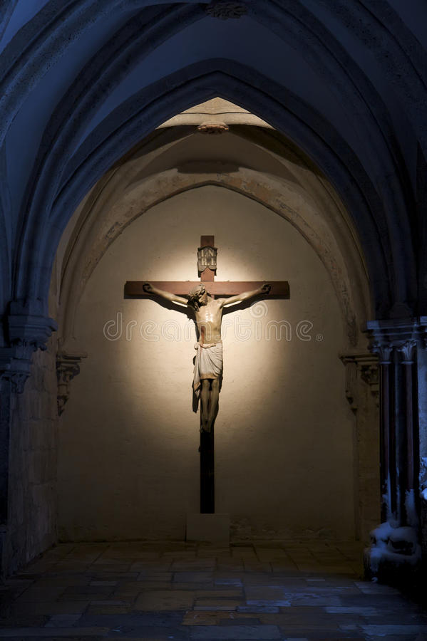Free Jesus On Cross Royalty Free Stock Images - 13138549