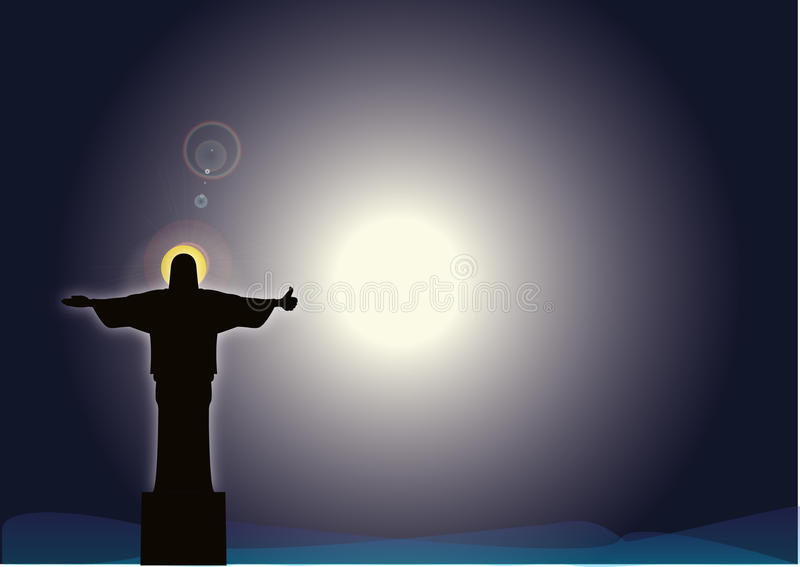 Download Jesus Showing OK Sign Stock Photo - Image: 20597820