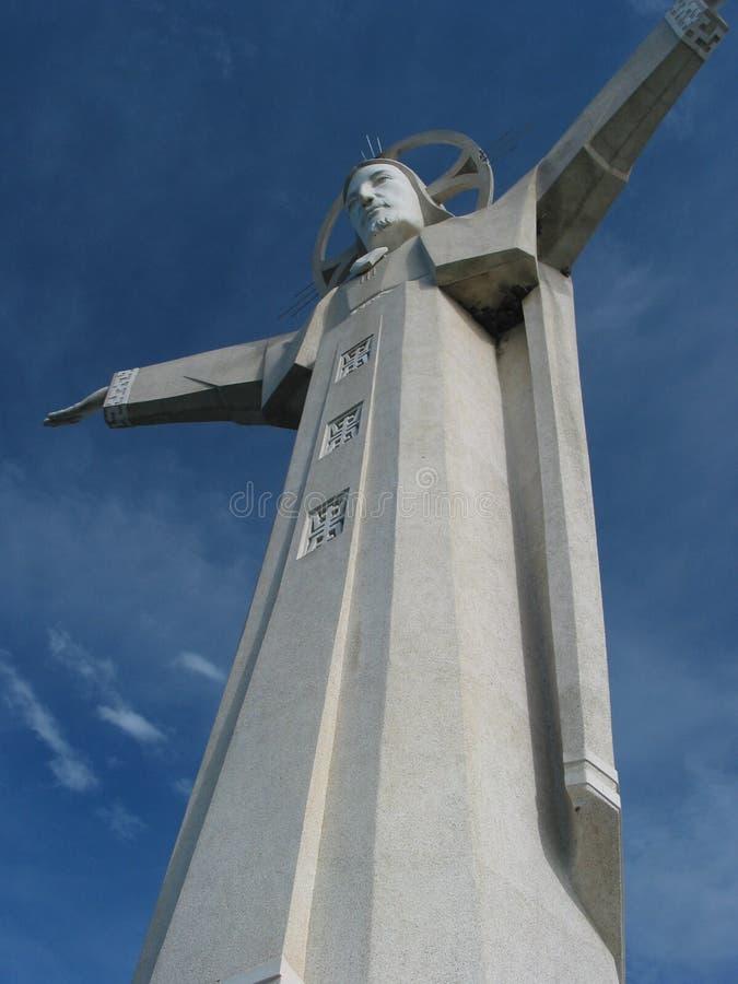 Jesus-Statue Lizenzfreie Stockfotografie