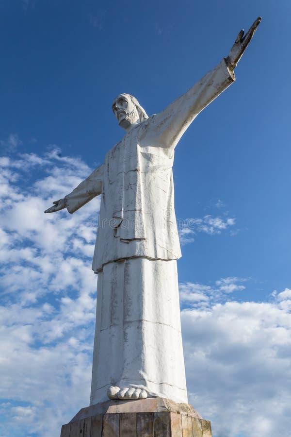 Jesus Statue imagen de archivo