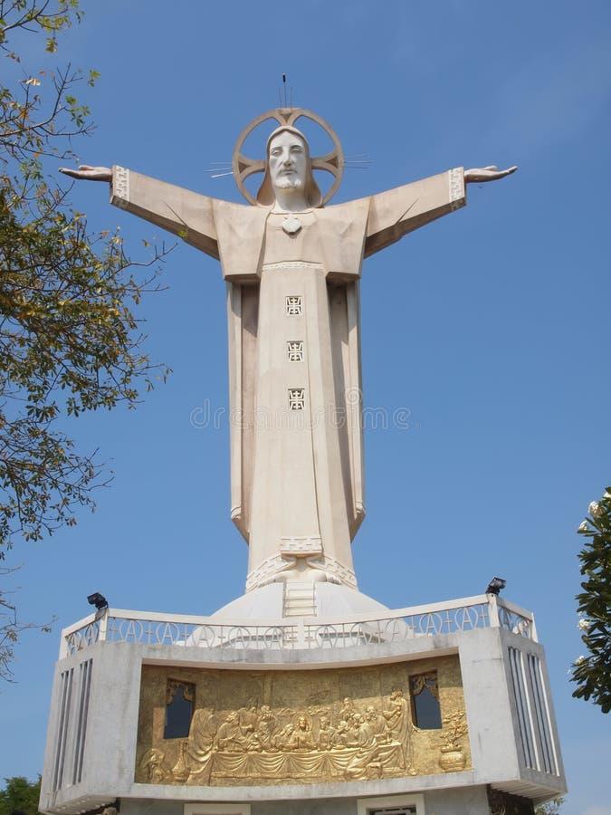 Download Jesus Statue - Vietnam, Vung Tau Stock Image - Image: 22428403